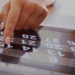 Calendrier horizontal 2021 Excel : modèle gratuit