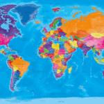 Liste des pays du monde Excel + capitale + continent + nationalité